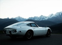 Photos, videos and informations about the Toyota 2000GT & Celica XX Supra