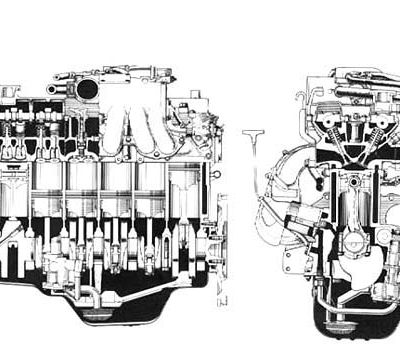 The cooling system of the Toyota Supra MA70