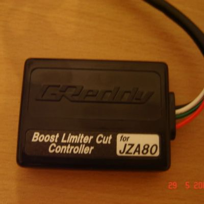 Einbau GReddy Boost Cut Controller (BCC)...