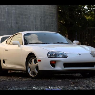 Toyota Supra MKIV for $ 99,999