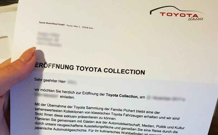 ⁣ Does Toyota establish its own Classic Division?