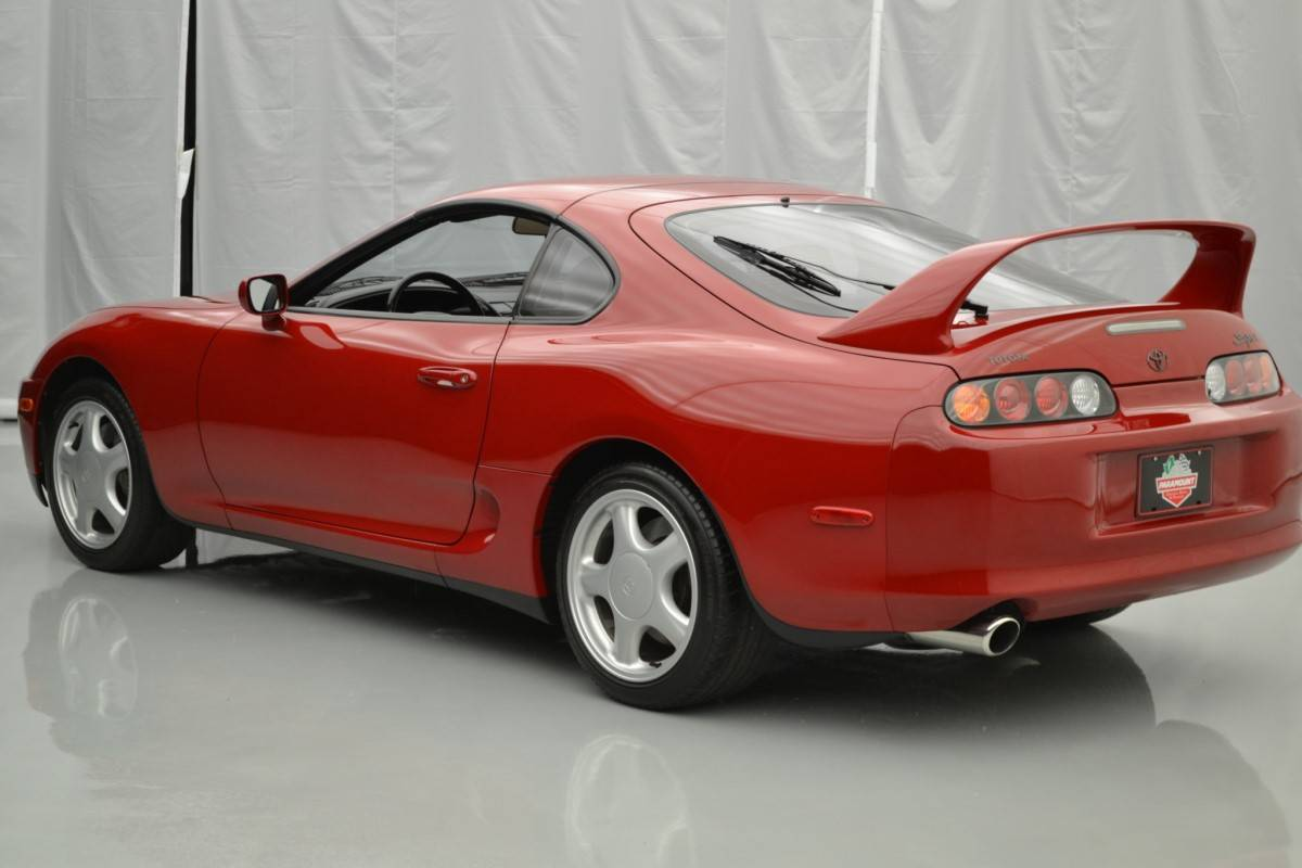 Record price for a Supra A80 - Will the price bubble burst soon?...