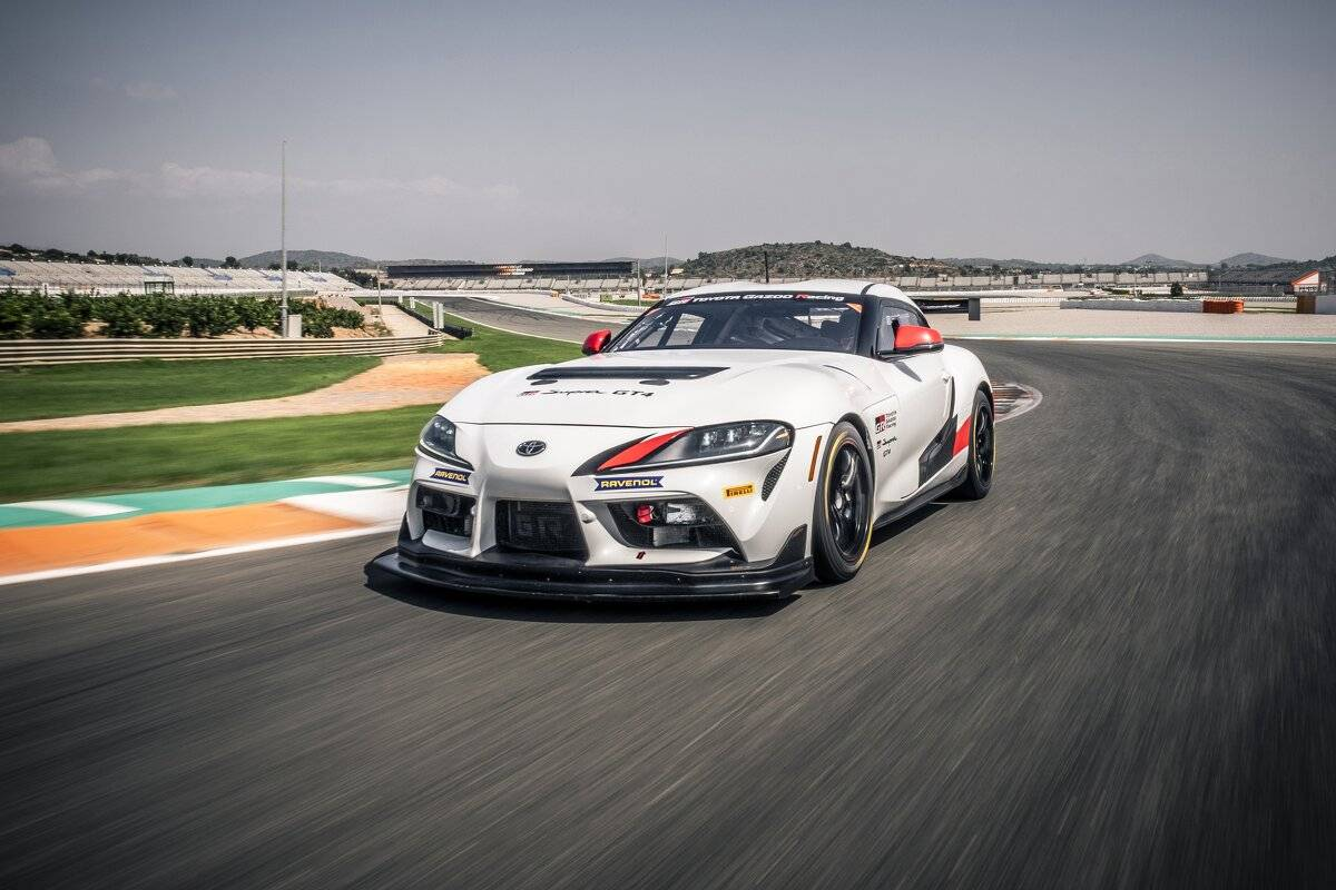 Start of the new motorsport season: price and specs for the Toyota GR Supra GT4 now known...