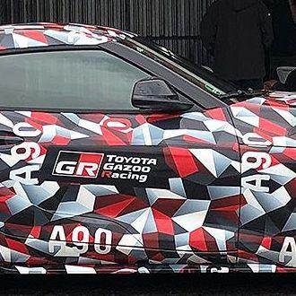 Toyota Supra Event in Madrid