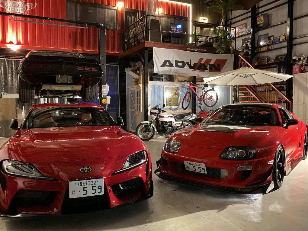 MAX ORIDO garage